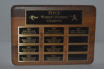 Tennis - Women's Doubles Championship