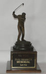 Bob Gerrity Memorial Golf Trophy Donated by Nordberg Family