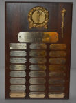 Men's Golf Championship - Low Net, Original Plaque