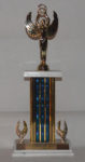Butterfly - Lady Liberty Trophy - 3rd Place