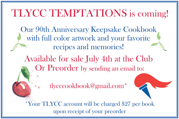 TLYCC Temptations is Coming